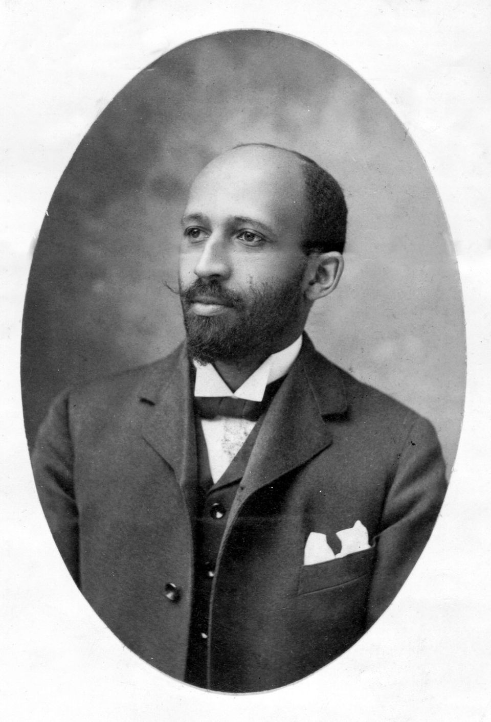 Director of Publicity and Research W E B Du Bois The NAACP was incorporated a year later in 1911  WEB DuBois In Two Volumes 1994