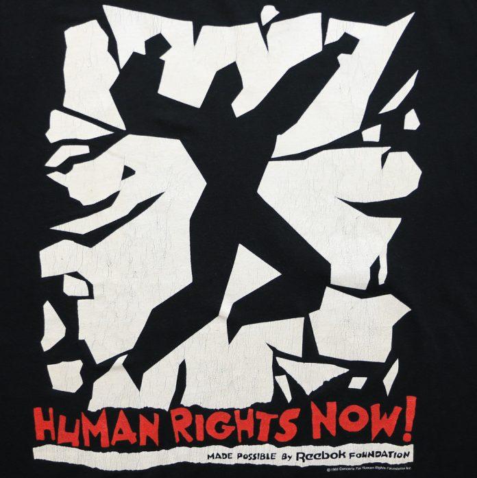 REEBOK'S HUMAN RIGHTS
