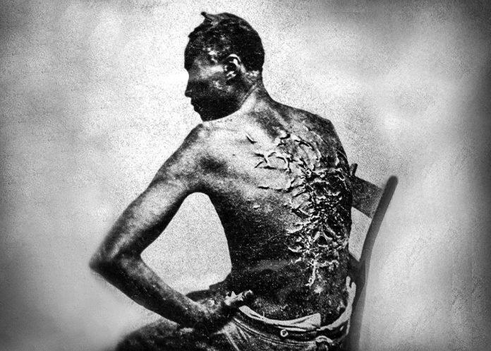 Slave Back Beaten
