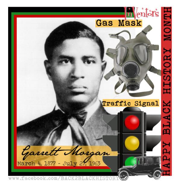 Garrett Augustus Morgan Black History