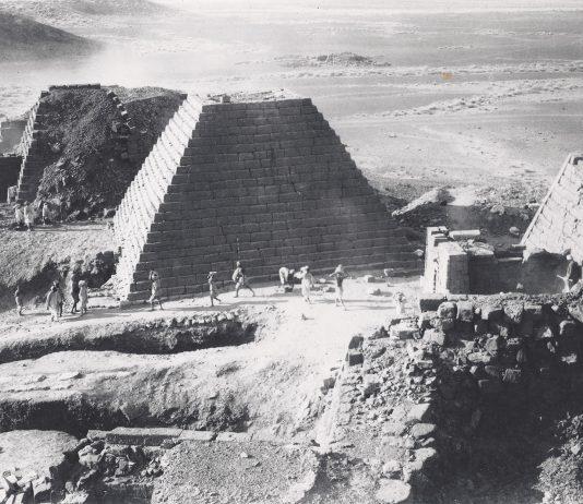 nubian pyramid